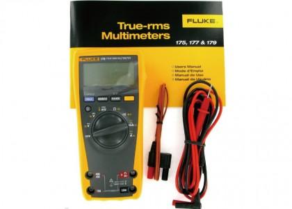 Fluke 175/177/179工業級安全數位電表