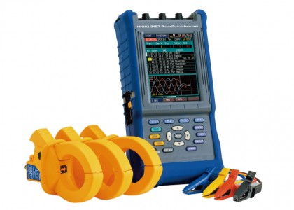 HIOKI 3197 電力品質分析儀