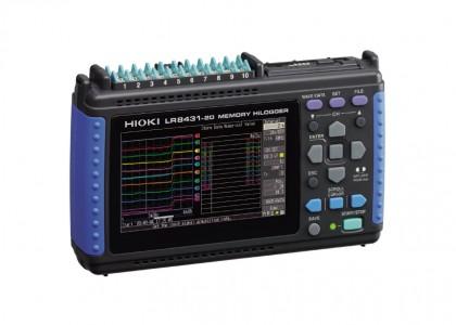 HIOKI LR8431-20溫度/電壓記錄器