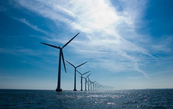 極端氣候肆虐 風力發電救命