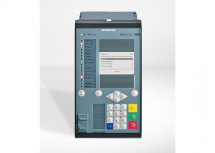 7SJ82 保護電驛 (IEC 61850)
