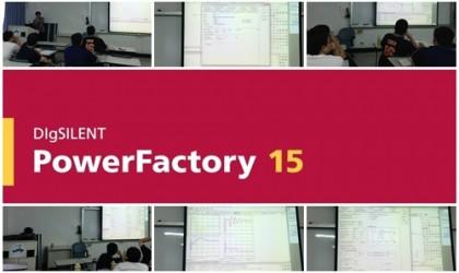 國立中山大學舉辦「DIgSILENT PowerFactory」軟體研習暨上機指導訓練課程!