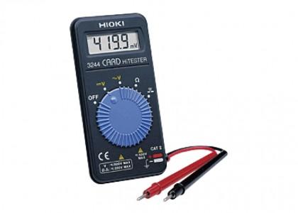 HIOKI 3244-60 卡片型電表