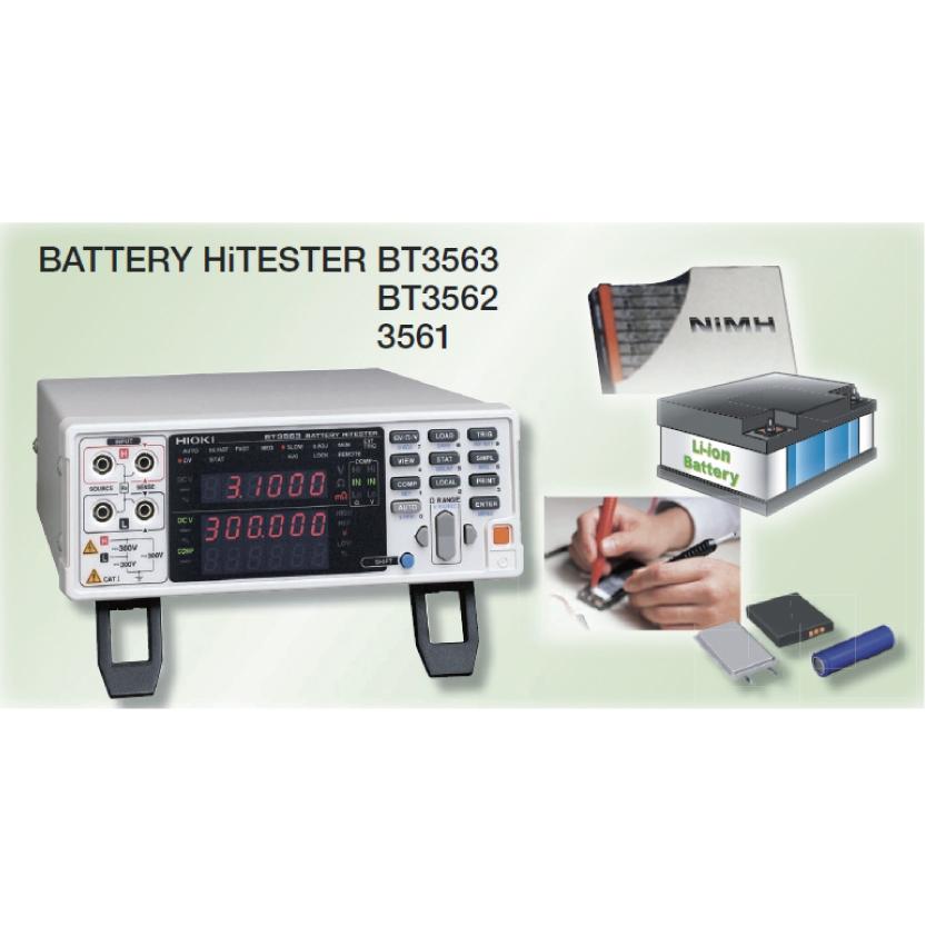 HIOKI BT3562/BT3563 電池內阻測試器- 亞思科技