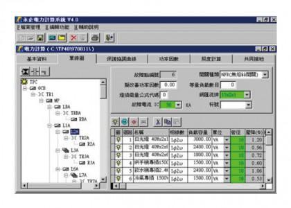 TruePower 電力計算軟體