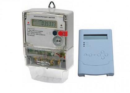 玖鼎 EM1100-P 預付費電子電表