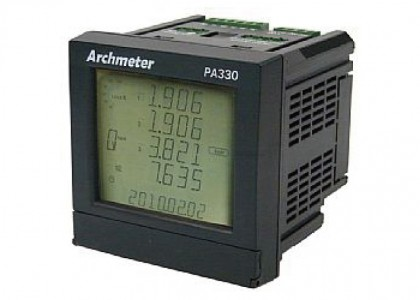 玖鼎 PA330 多功能數位電力表