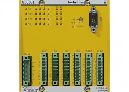 Bachmann SLC284 模組