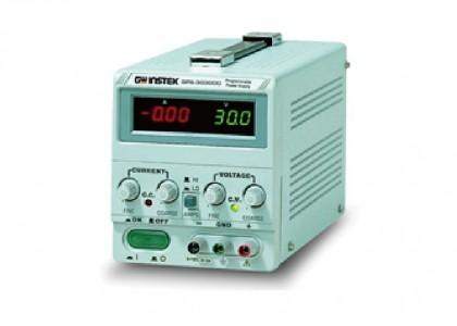 GPS-3030 單輸出直流電源供應器