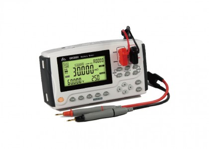 HOPETECH CHT3554 攜帶式電池內阻測試儀